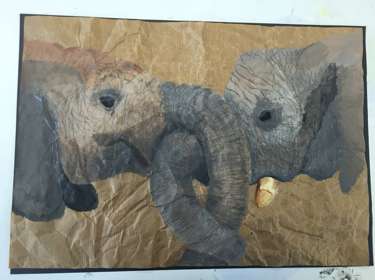 The Elephant's Hug