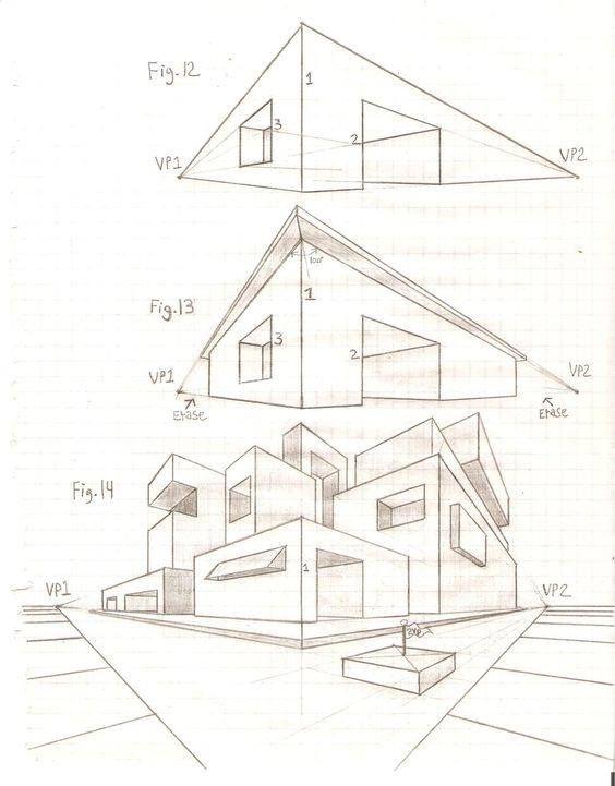 Картинки по изо 7 класс построение архитектуры