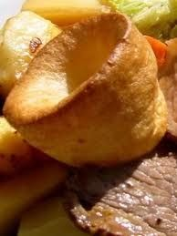 lovely Yorkshire Pudding
