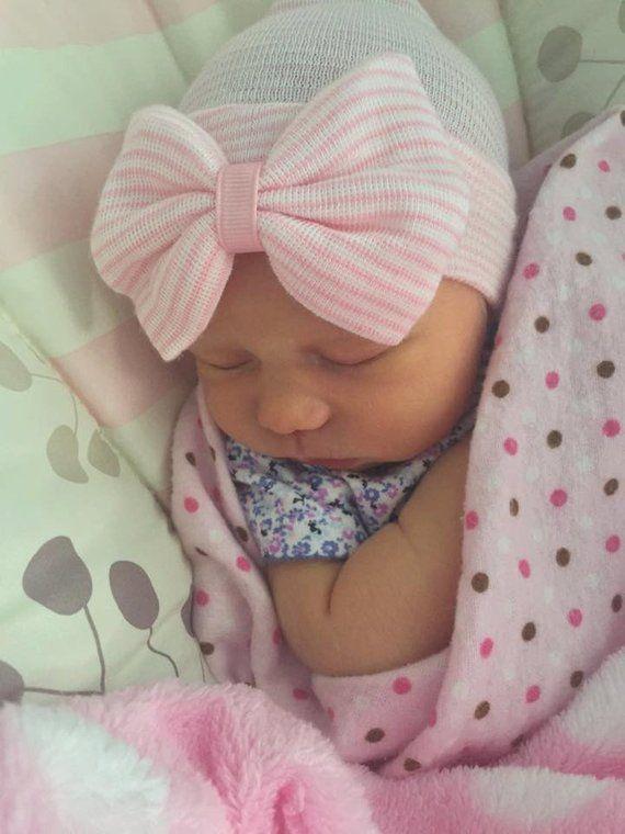 4fb8c5a1d8d Baby girl hat newborn girl hat newborn hospital hat infant hat girl  hospital hat newborn girl clothe