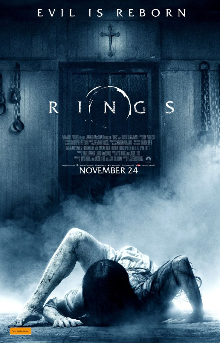 rings - movie - poster                                                                                                                                                                                 More