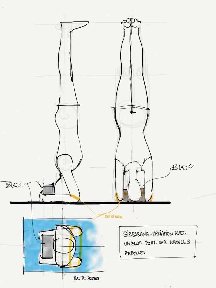 Les 34 meilleures images du tableau yoga iyengar sur for Chaise yoga iyengar