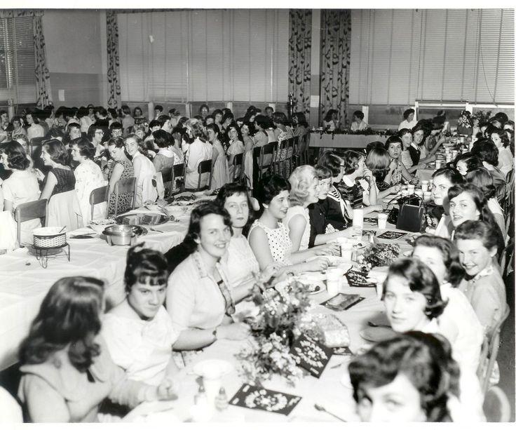 1957 Girl S Sports Night From Massapequastories