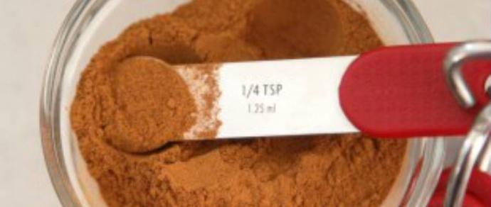 Como curar labirintite e insônia com apenas 1 quarto de colher de chá de noz-moscada - http://comosefaz.eu/como-curar-labirintite-e-insonia-com-apenas-1-quarto-de-colher-de-cha-de-noz-moscada/
