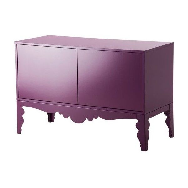 Trollsta sideboard from Ikea ❤ liked on Polyvore featuring furniture, cabinet, home and moveis