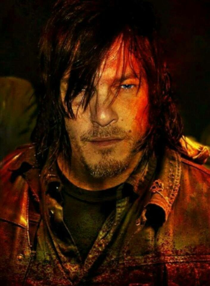 Norman Reedus/ Daryl Dixon/ The Walking Dead : Photo