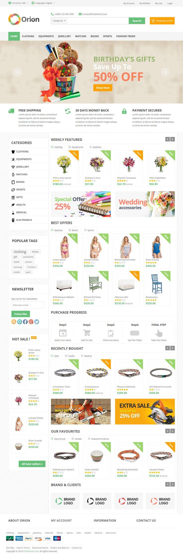 Orion is Premium full Responsive PrestaShop eCommerce Theme. Retina Ready. Mega Menu. Bootstrap Framework. Category Slider. http://www.responsivemiracle.com/cms/orion-premium-responsive-mega-shop-prestashop-theme/