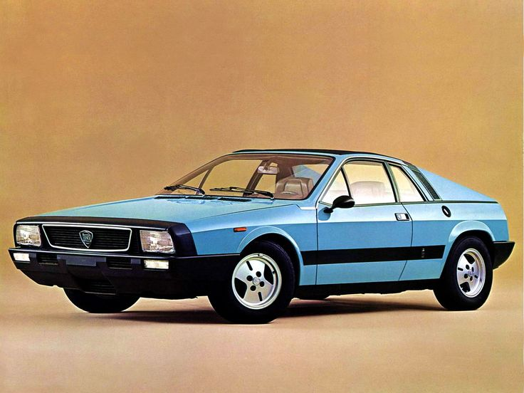 Lancia Beta Montecarlo   (started life as a FIAT X19)