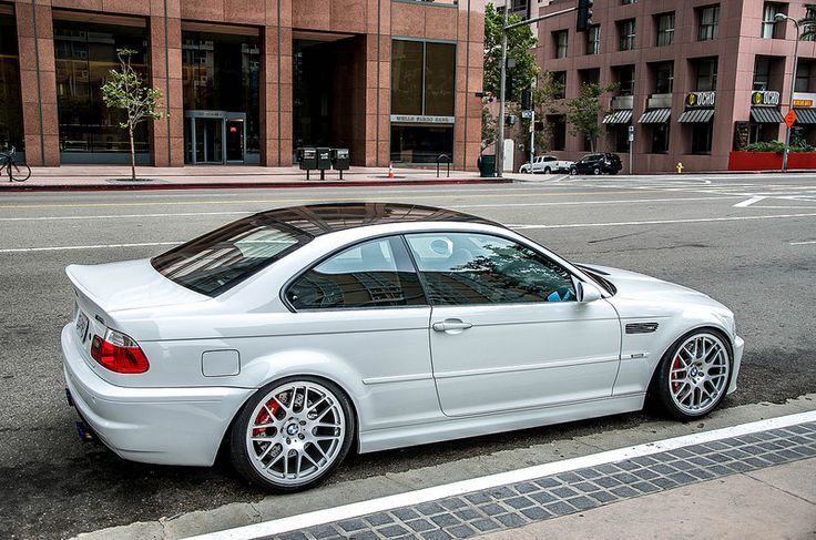 BMW E46 M3 - Clean slam, just the way I like it :)