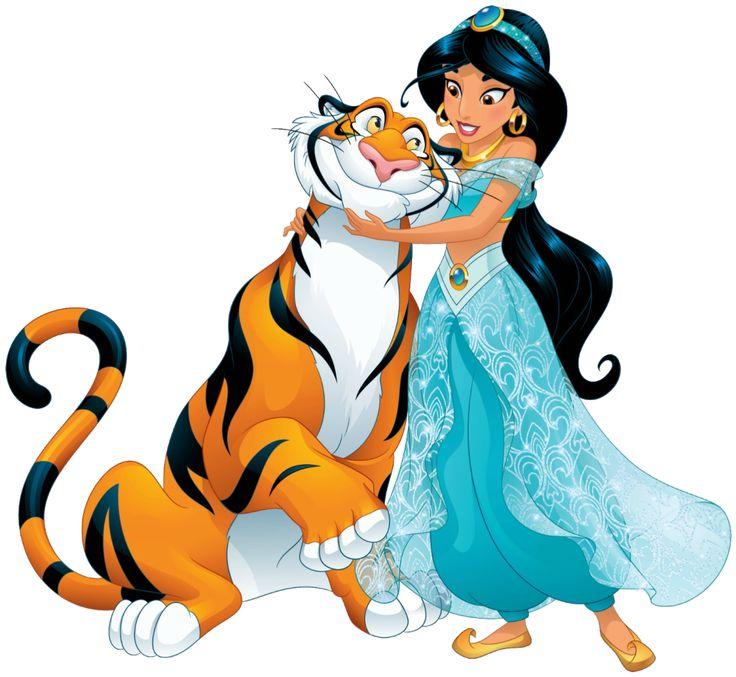 67 best jasmine and rajah images on pinterest disney - Tigre de jasmine ...