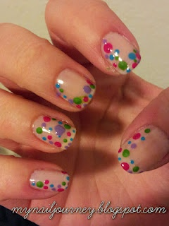 Polka dots: Neat O Nails, Dots Smtm, Makeup, Fingernail Polish, Art Doot S, Clear Polka, Polka Dots Super, Document Sharing