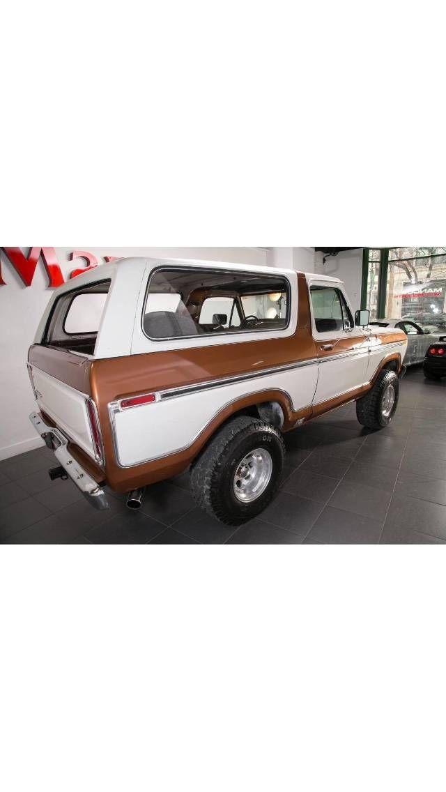 1978 Ford Bronco for sale #1968063 - Hemmings Motor News