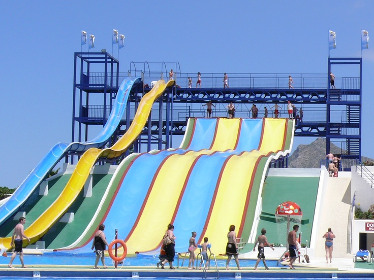water park Alcudia