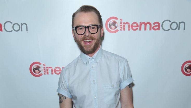#InMyHorrorMovie, Simon Pegg is right about #Geek Culture! #Muahaha