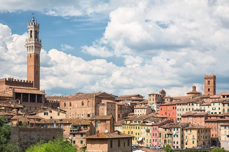 Highlights of Tuscany: Siena, San Gimignano, Chianti, Pisa with Tourboks.