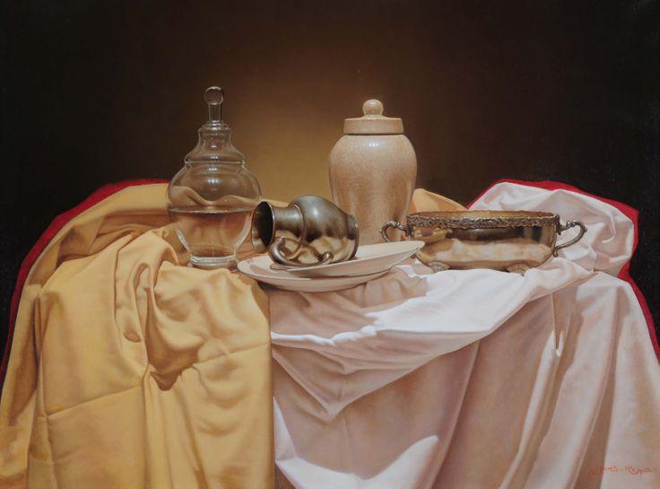 Recuerdos de Belgica. Oleo sobre lienzo. 60 x 80cm. 2013.