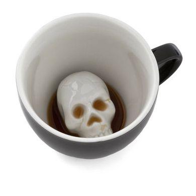 Een griezelige verrassing na de koffie | roomed.nl