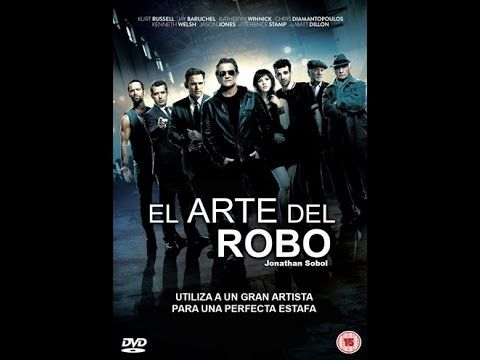 El Arte del Robo pelicula completa latino + LINK DE DESCARGA - YouTube
