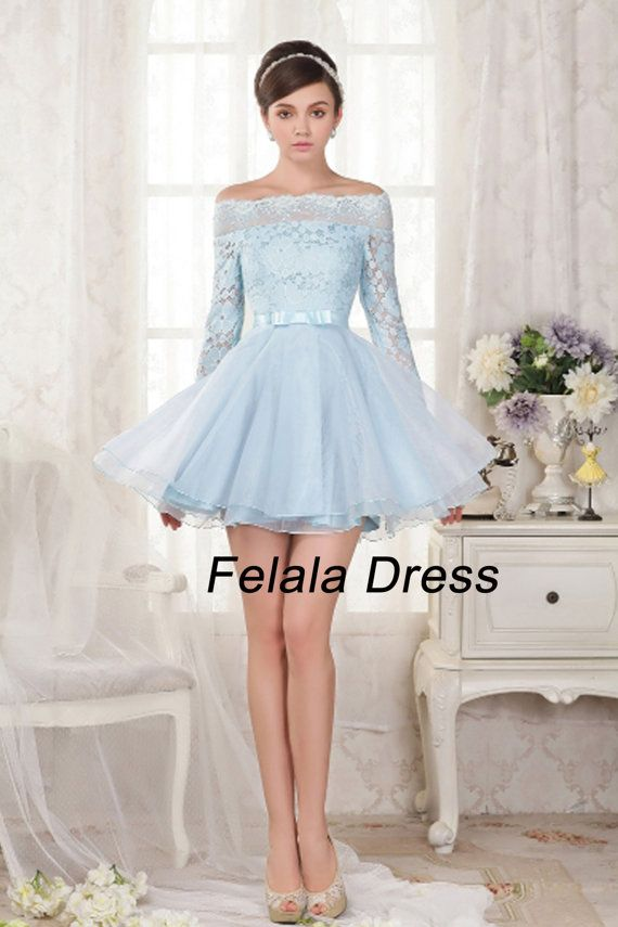 Hey, I found this really awesome Etsy listing at https://www.etsy.com/listing/180615081/tiffany-blue-evening-dress-2014-lace
