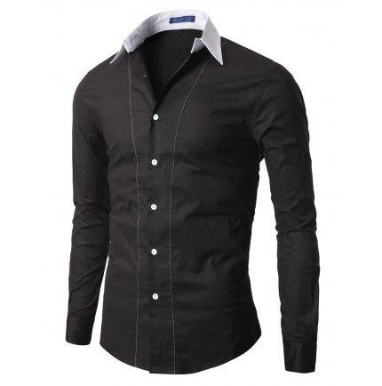 Lo encuentras en http://spektrodesign.com/camisa-negra-detalles-blancos-1.html