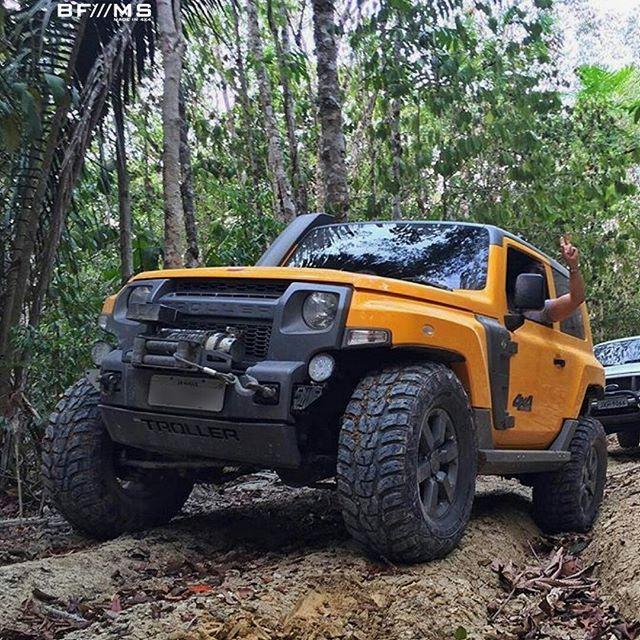 Novo Troller T4  em Manaus-AM!