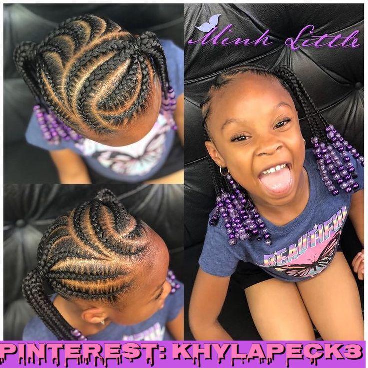 Kids Hair Styles Coiffure Bb Babyhairstyle Easyhairstyleforkids Kidfriendlynaturalhairstyles Kids Hairstyles Girls Kids Hairstyles Kids Braided Hairstyles