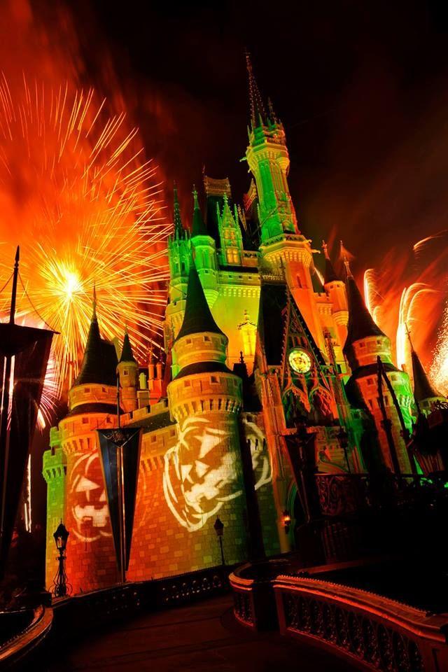 Happy Halloween From Walt Disney World :)