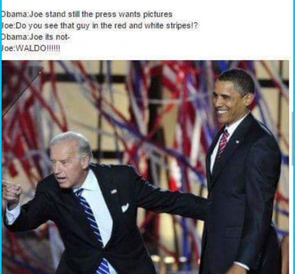 16 More Joe Biden Obama Memes That Will Have You Crying Laughing See all >> http://omgshots.com/3642-16-more-joe-biden-obama-memes-that-will-have-you-crying-laughing.html