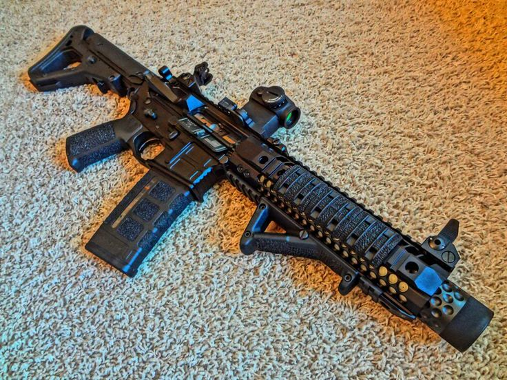 7 days how to build guns