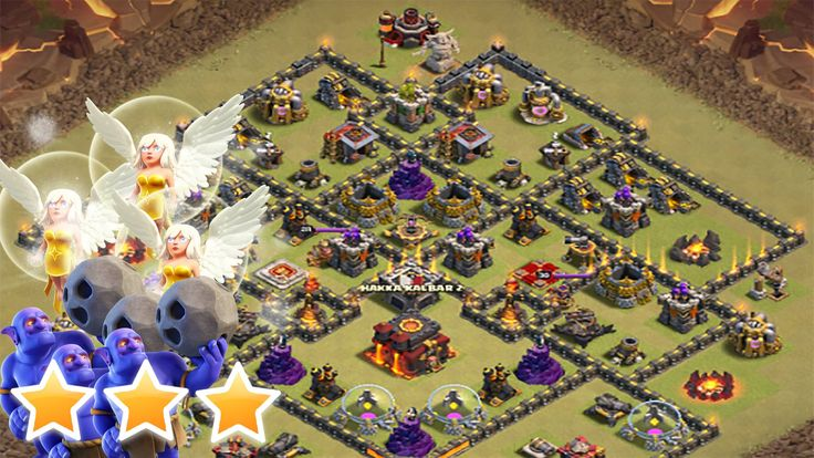clash of clans govaho