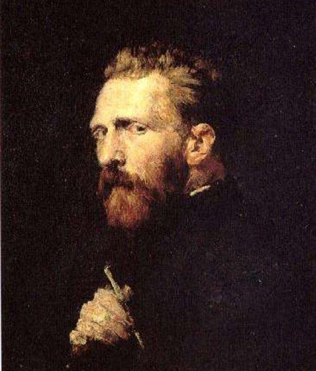 """""""Aramaktan Vazgeçersem, İşte O Zaman Yok Olurum"""" Van Gogh"""