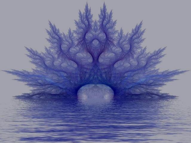 Blue Fractual