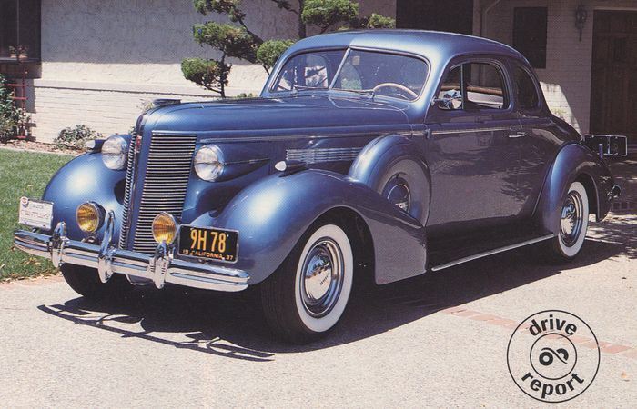 sia flashback 1937 buick century century means 10. Black Bedroom Furniture Sets. Home Design Ideas