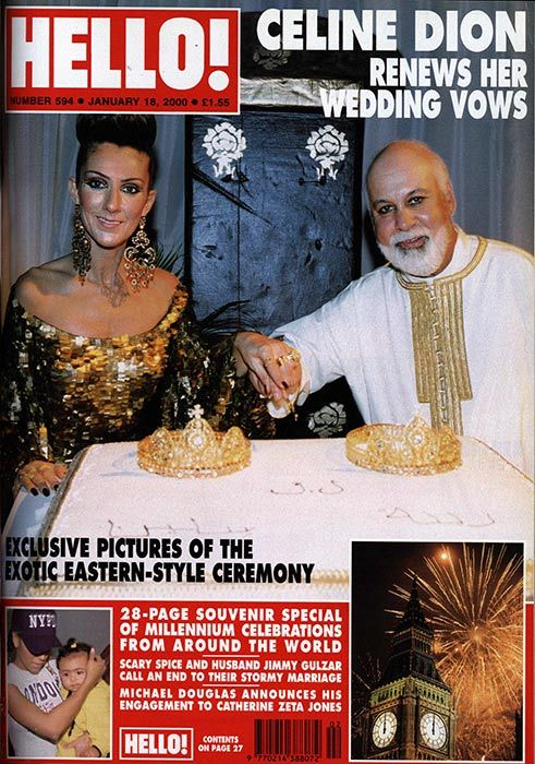 The happy family moments Celine Dion and René Angélil shared exclusively with HELLO! - Photo 4