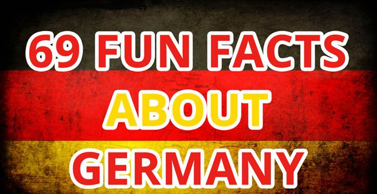 Germany, the country of beer, sausages, and Oktoberfest is an interesting country no doubt. With so much going on there (or shall I say here!), it surely calls for an interesting facts post. So here's not ten, or twenty, but sixty-nine (neunundsechzig!) fun facts about Germany! Germans are the second largest beer consumers in the …