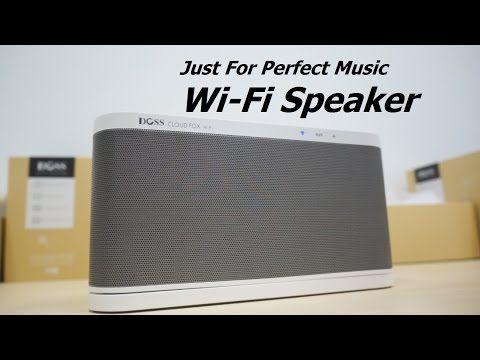 DOSS Cloud Fox: WiFi Multiroom Speakers -  Best sound on Amazon: http://www.amazon.com/dp/B015MQEF2K - http://gadgets.tronnixx.com/uncategorized/doss-cloud-fox-wifi-multiroom-speakers/