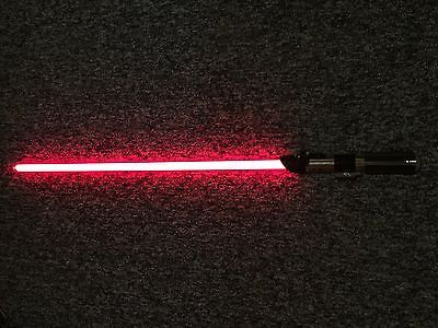 Star Wars Darth Vader 2003 Master Replica Lightsaber Lucasfilm