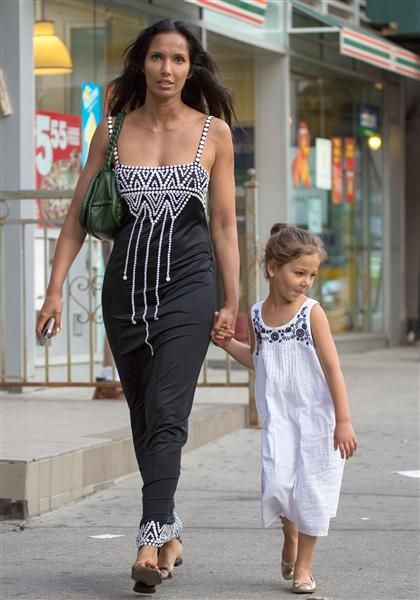 Padma Lakshmi Admits She Initially Didn't Know Who Fathered Her Daughter