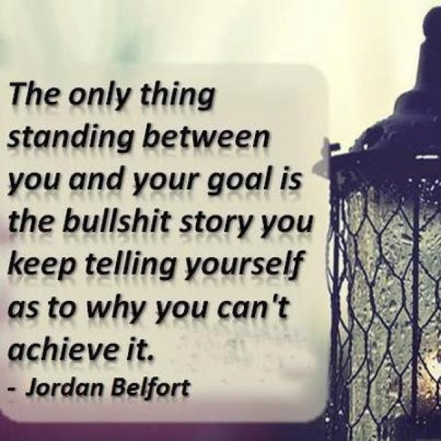Give up your story!