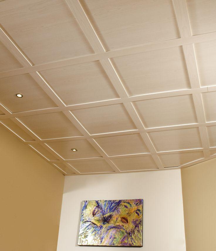Plafond suspendu Embassy Érable plafond Embassy