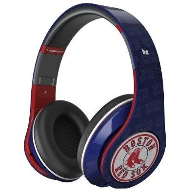 Red Sox Beats Studio Headphones. I WANT THIS SOOOOOO BAD!!!!!