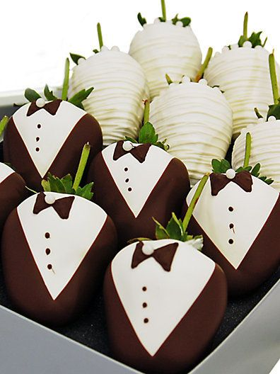Formal Covered Strawberries