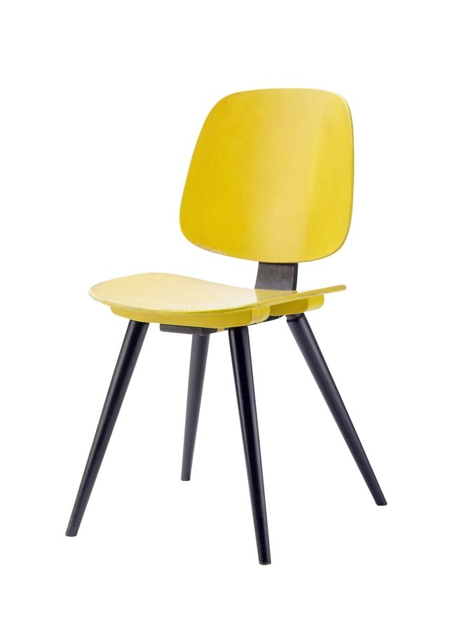 Günther Eberle, chair 703, 1955. Made by Thonet.
