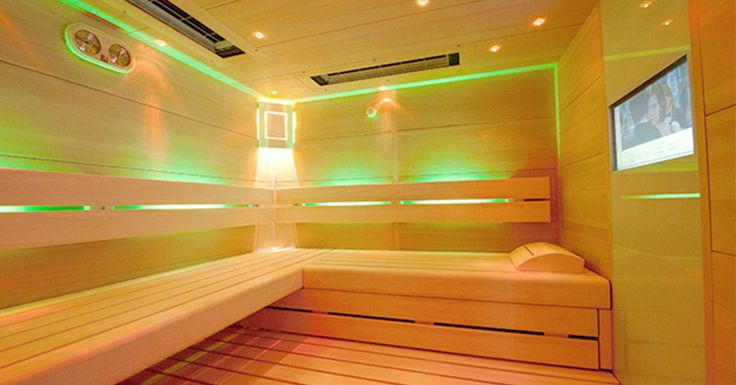 NEUES SAUNAHOLZ-DESIGN: Original RoHol SaunaPlay!   http://saunaking.at/individuelle-saunen/saunatechnologie/saunaholz/modernes-saunaholz