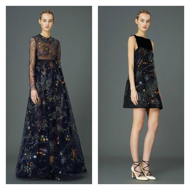 Valentino Pre-Fall 2015—Celestial Romanticism with a 70s Spirit - Lola Who Lola Who
