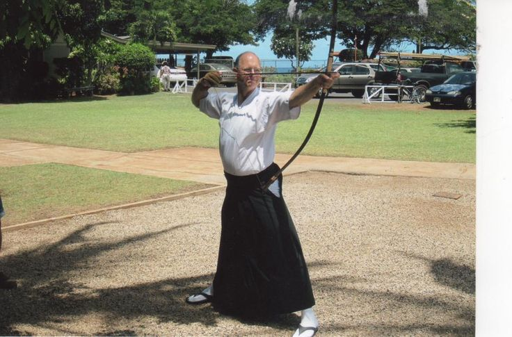 This weekend we have kyudo - Japanese Archery Gashuku in Maui Hawaii. Join us for Zen Archery.