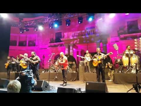 Concierto Live Gipsy King - 7 julio San Fermin 2017 Pamplona - YouTube