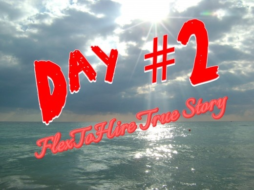 How To Develop A Successful Fiverr Community In 100 Days - FlexToHire True Story Day #2