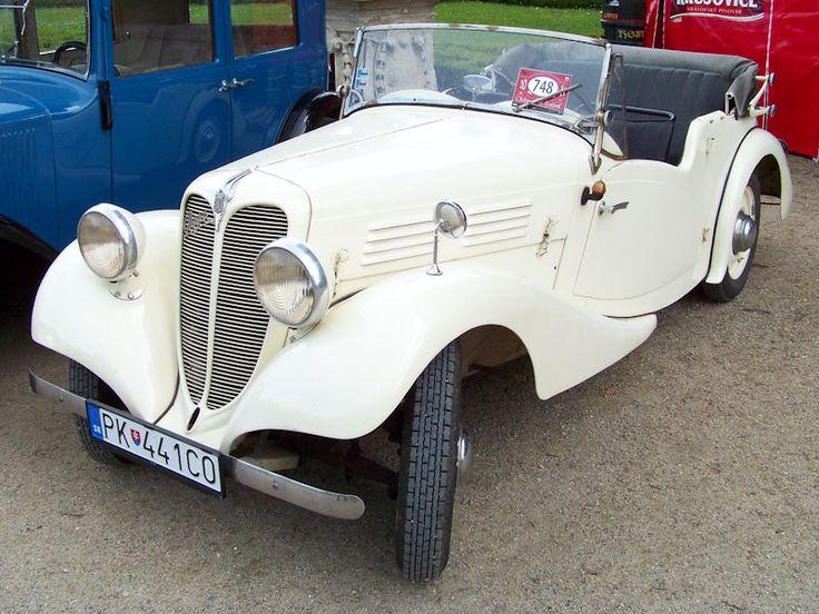 1934 Praga Baby Kabriolet