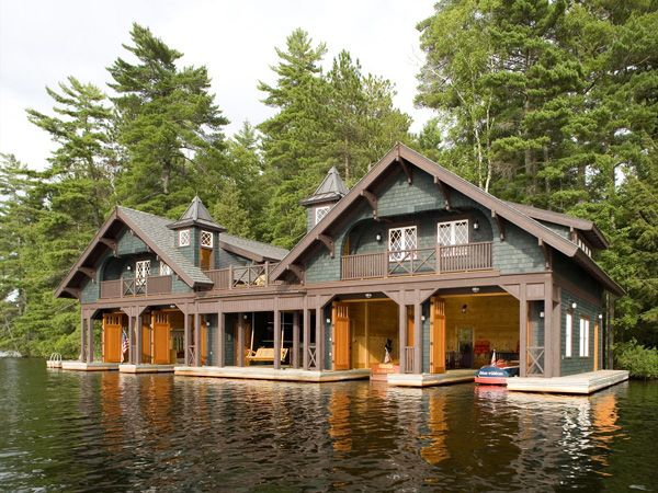 Best 25 boathouse ideas on pinterest boat house house for Boat house designs plans